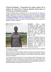 Biographie Mme Chantal Sawadogo ( PDF - 468.4 ko)
