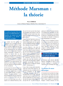 article-1-la-theorie - Groupe Médical du Parc