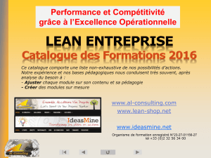 Formations - AL Consulting