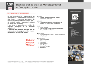 E-COD_fiche programme_ Bachelor chef de projet en Marketing