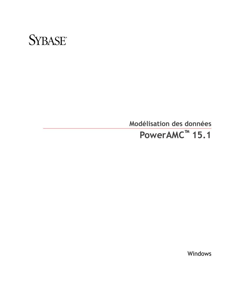sybase poweramc 15.1