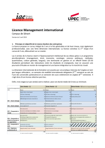 Licence Management international