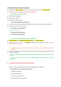 Dissertation sources limites croissance economique