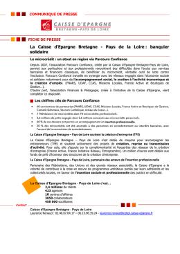 Caisse D Epargne Bretagne Pays De Loire