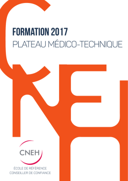 formation 2017