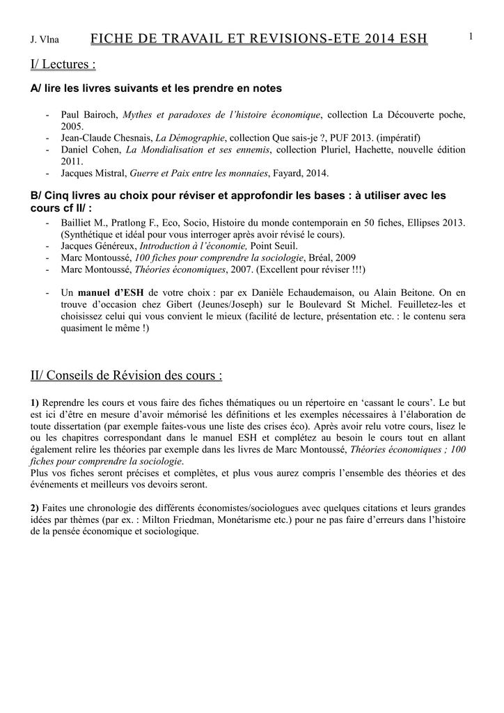 histoire de la pensee economique nouvelle edition