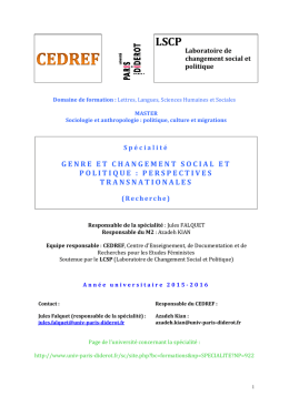 BrochureP7_Genre_Dev_2015 - ANEF – Association nationale des