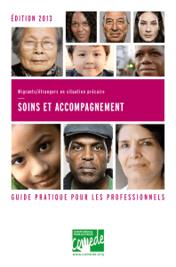 SoinS et accompagnement