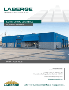 Carrefour du CommerCe