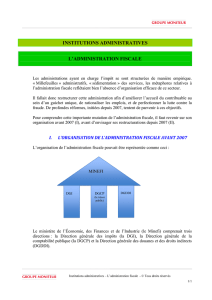 ia_40 l`administration fiscale