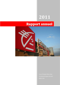 Rapport annuel - Info