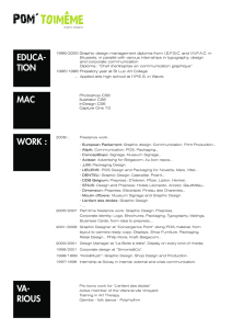 EDUCA- TION WORK : VA