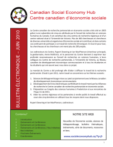 bulletin élec tronique – ju in 2010