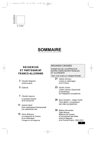 1- sommaire 22004 - Dokumente/Documents