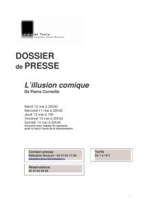 DP illusion comique