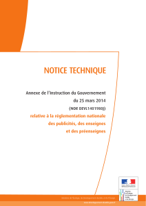 notice technique - DREAL Nouvelle