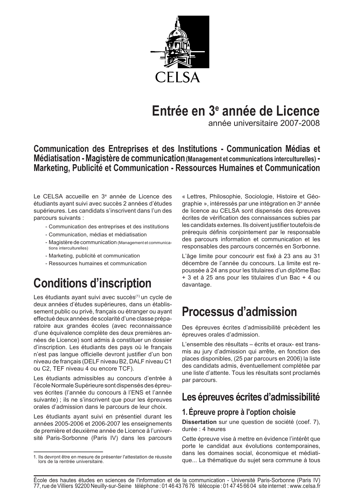 exemple dissertation celsa