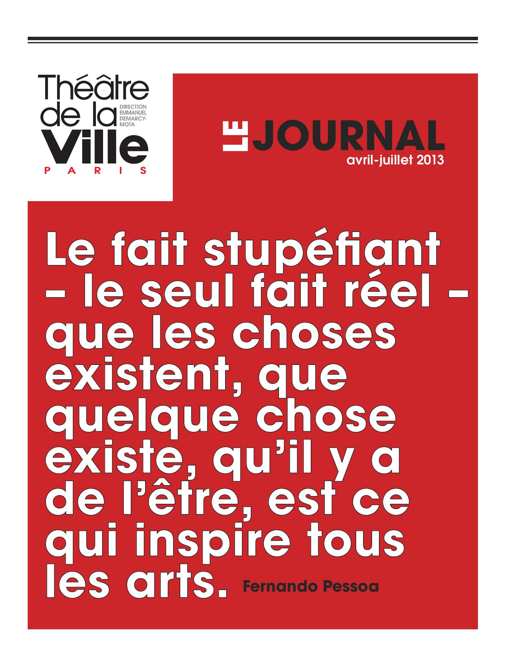 Tribune Libre] La théâtralité dans les concerts d'Alice