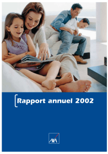 Rapport annuel 2002
