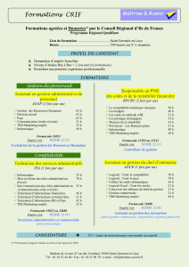 assistant en gestion administrative du personnel