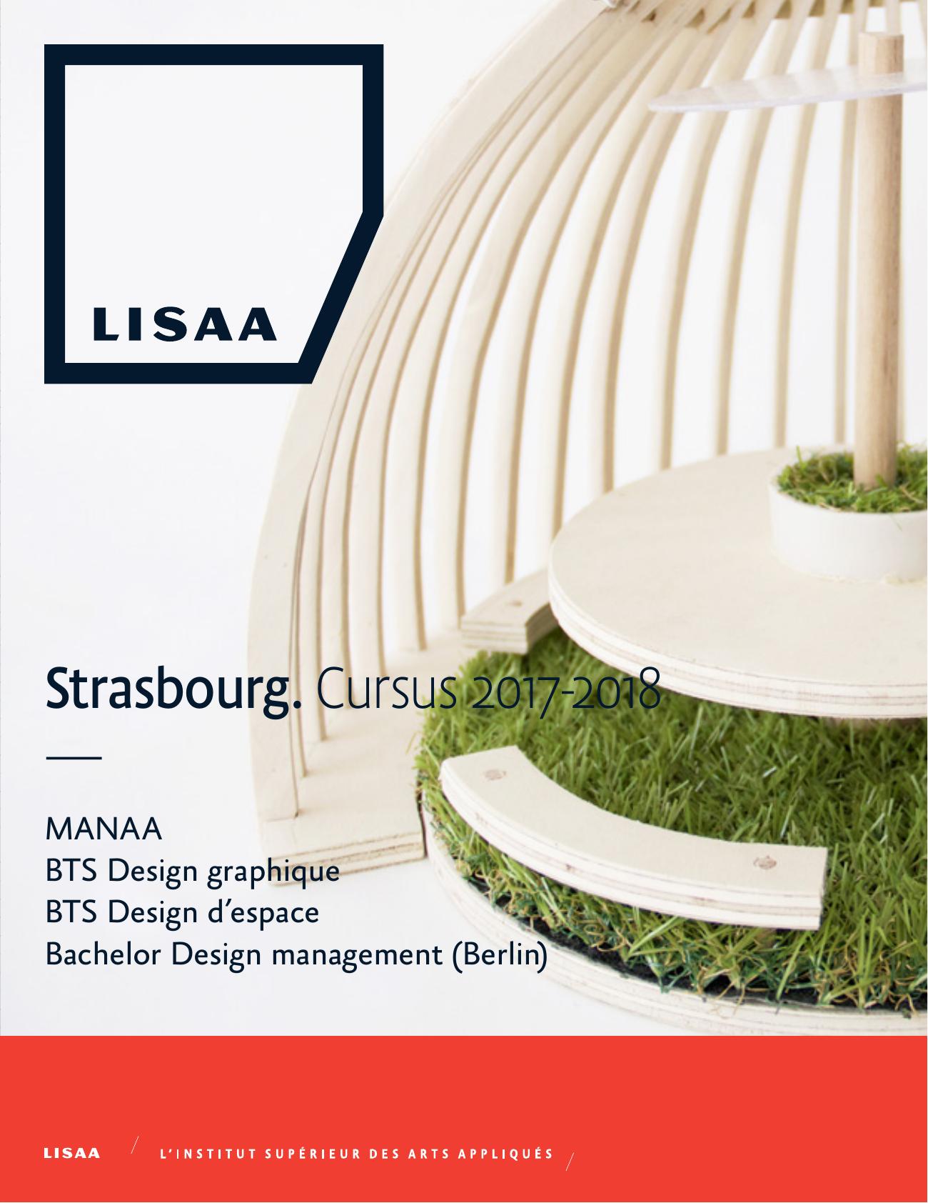 Julie Chabassier Architecte D Intérieur strasbourg. cursus 2017-2018