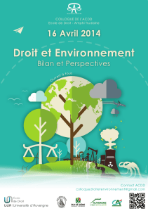 colloque de Clermont-Ferrand du 16 avril 2014