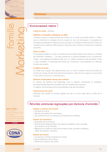 Marketing - Observatoire TEC