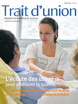 Trait d`Union n° 124