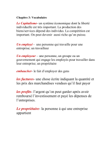 Vocabulaire - WordPress.com