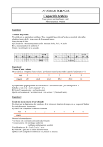 DEVOIR DE SCIENCES