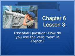 vous - gcfrench2