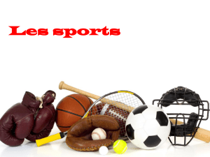Les sports - St. John Paul II Collegiate