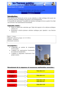 DOMOTIQUE ET CONFORT Introduction