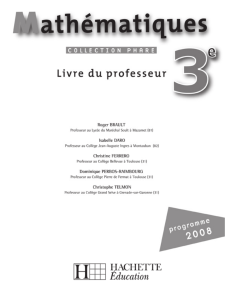 Corection du livre de math - Fichier