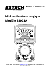 Instruction Manual - AM600