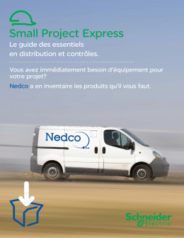 Small Project Express - Nedco