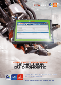 le meilleur du diagnostic