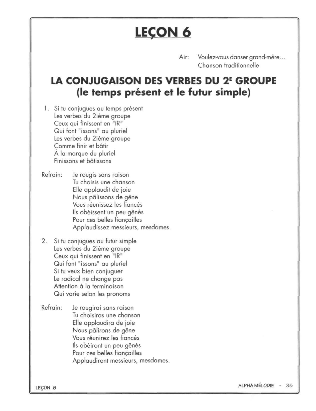 Imprimer Les Exercices De La Lecon 6