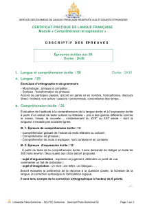 Descriptif B2 Paris-Sorbonne 2017