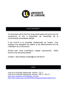 Evaluation de la communication du service des urgences de l