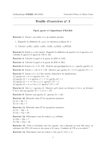Fiche d`exercices n°3 - IMJ-PRG