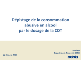 Traitement par CDT/IS