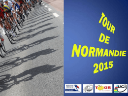 Diapositive 1 - Tour de Normandie cycliste