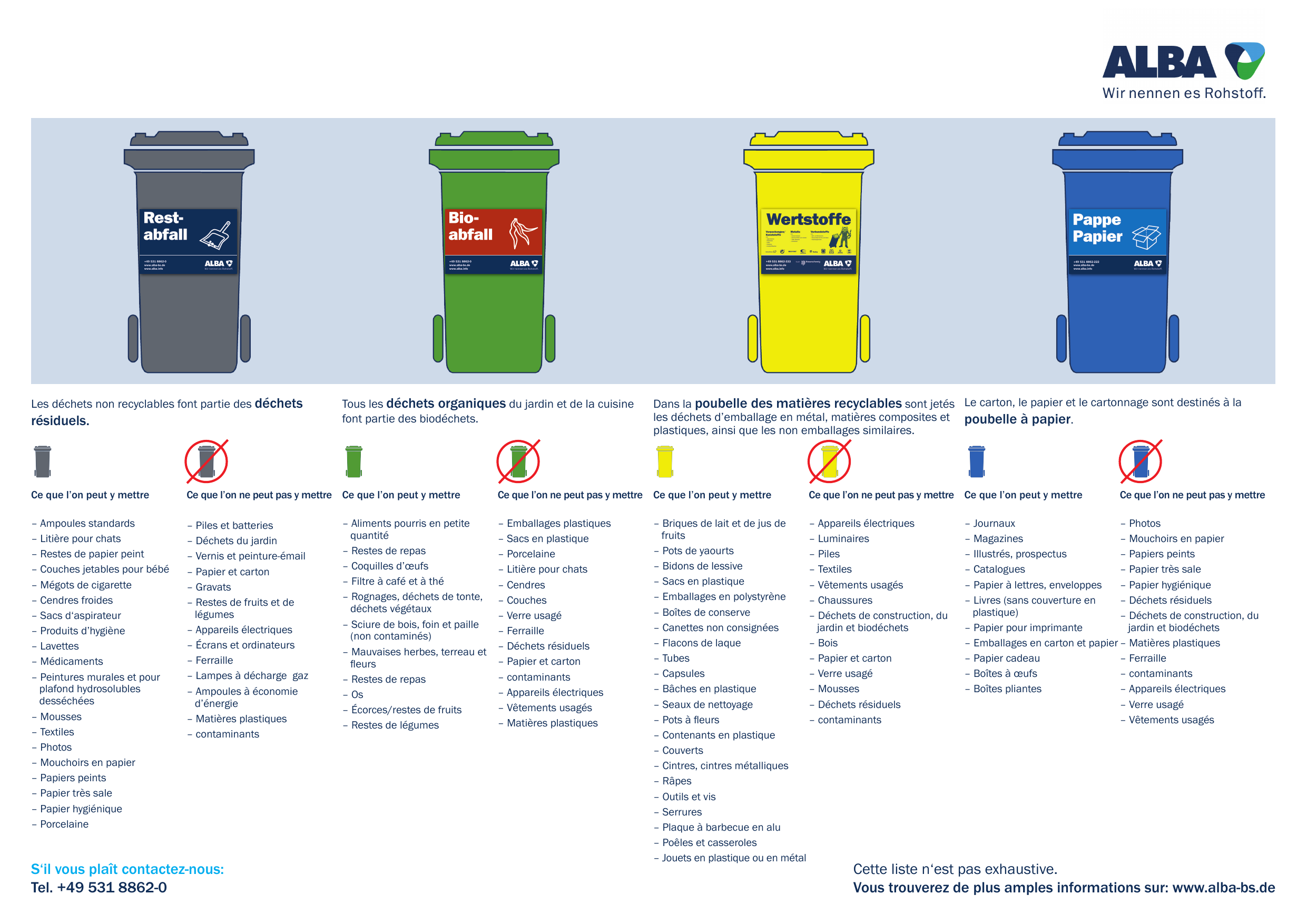 Le Papier Peint Est Il Recyclable s`il vous plaît contactez-nous: tel. +49 531 8862