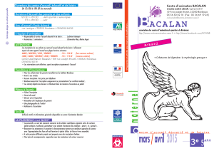 BACALAN + prog 6/11 prim - Association des centres d`animation de