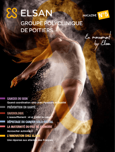 En mouvement by Elsan N°5 MAGAZINE