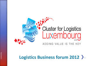 Logistics Business forum 2012 1  2012