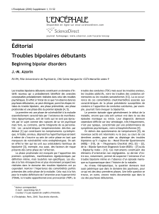 Bipolaire 2 datant