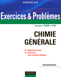 chimie general www vosbooks com