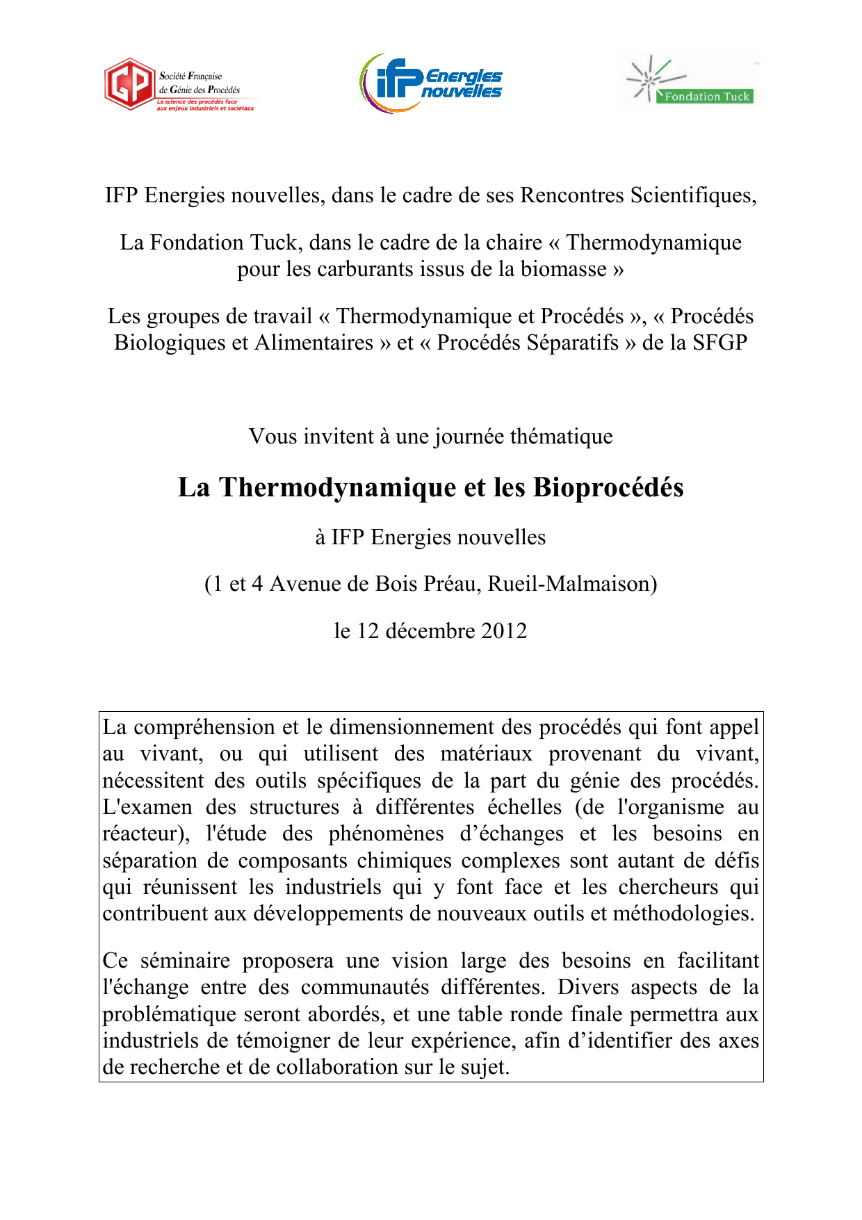 Oil & Gas Science and Technology / Revue d'IFP Energies nouvelles
